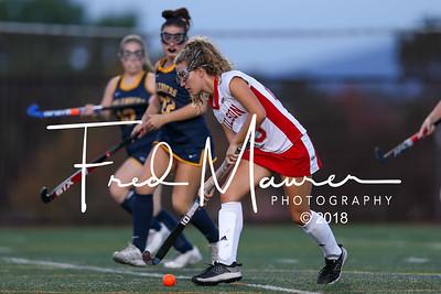10/9/2018 Wilson Field Hockey vs Muhlenberg  (V & JV)