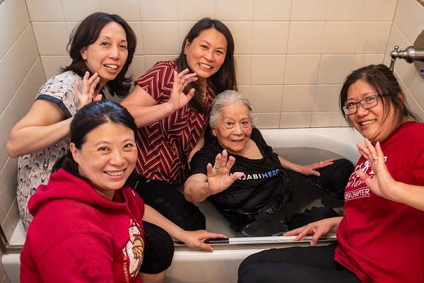 Mary Wong baptism