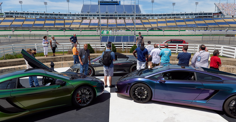 Exotics Driving Experience