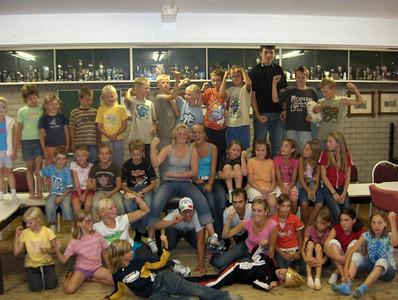 Pupillen Kamp 2005