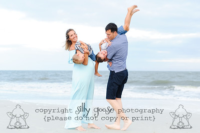Smith Family Baby Bump Session