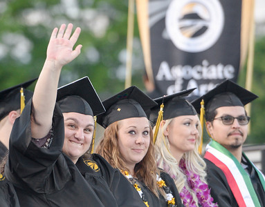 Butte College Commencement Ceremony 5-24-2019