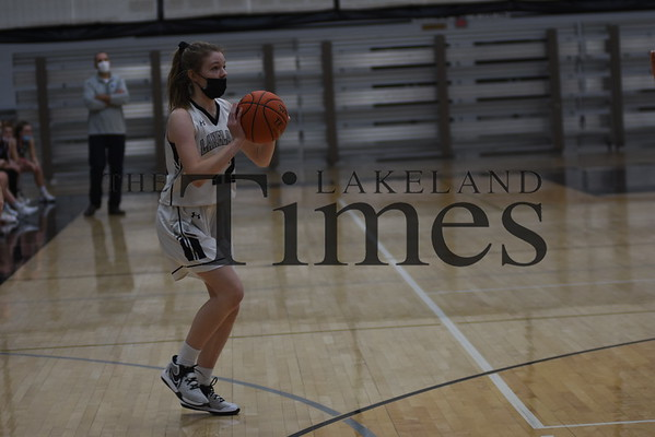 LUHS Girls' Basketball vs. Northland Pines December 21, 2020