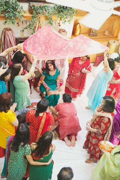 Le Cape Weddings - Indian Wedding - Day One Mehndi - Megan and Karthik  DIII  134.jpg