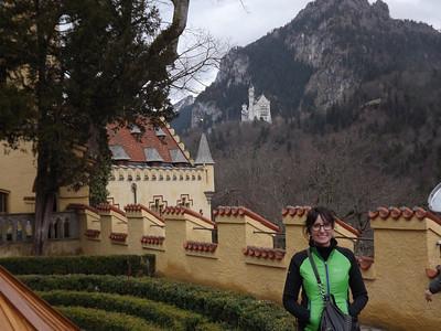 Neuschwanstein & Hohenschwangau Castles & Oberammagu, Germany - Jan., 2014