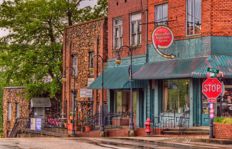 Historic Downtown Pocahontas, AR