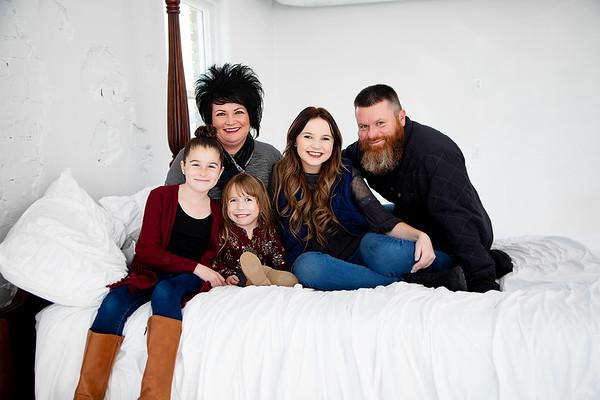 Atkinson Family - 2018