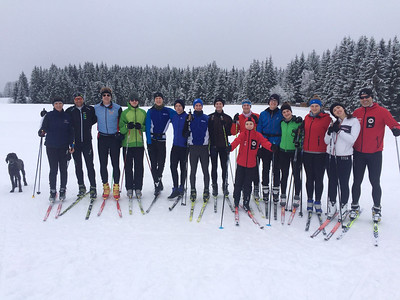 2016-2 Langlauf Trainingscamp Ramsau
