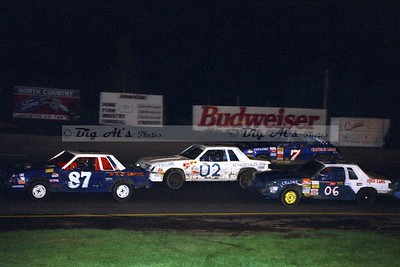 Pat's Auto Sales Night-1999
