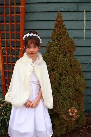 First Communion (11 Apr 2009)
