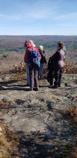 November 9 Saturday Hike