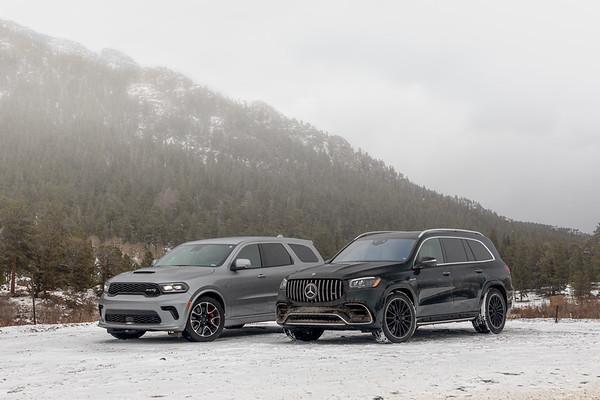 Super SUVs