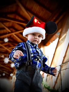 Malachi Jones Christmas 2015