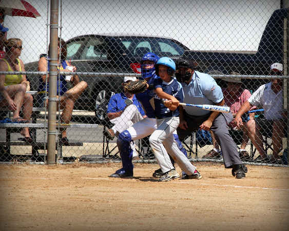 Carter Jr. HIgh Baseball 2013