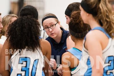 1-9-18 Garber Girls JV & Varsity Basketball