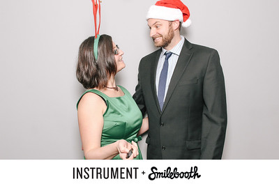 instrument holiday party - portland