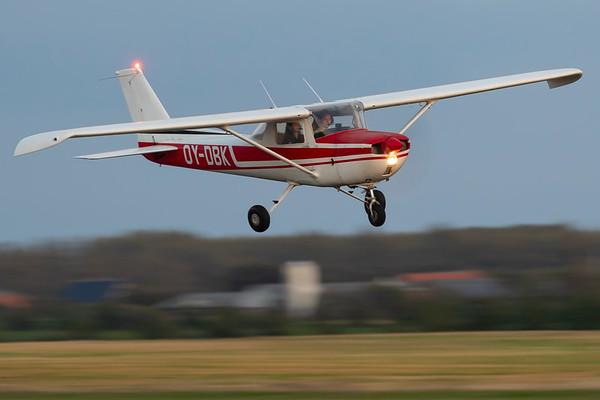 OY-DBK - Cessna 150L