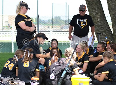 Sigourney softball vs. Southeast Warren - IGHSAU State Softball - July 19, 2021