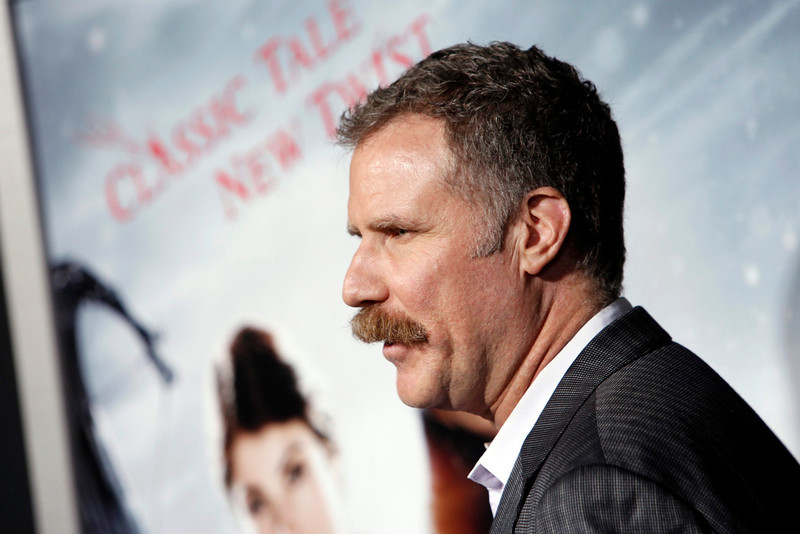 ". Producer and actor Will Ferrell arrives at the premiere of the film ""Hansel and Gretel: Witch Hunters\"" at Grauman\'s Chinese Theatre in Hollywood, California January 24, 2013. REUTERS/Patrick Fallon"
