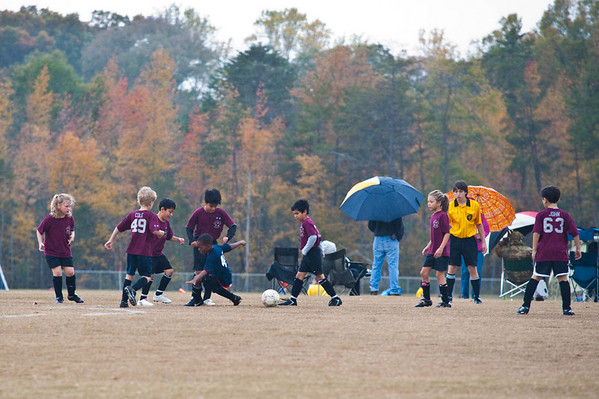 Monsoon Soccer 10.24.09 Playoff