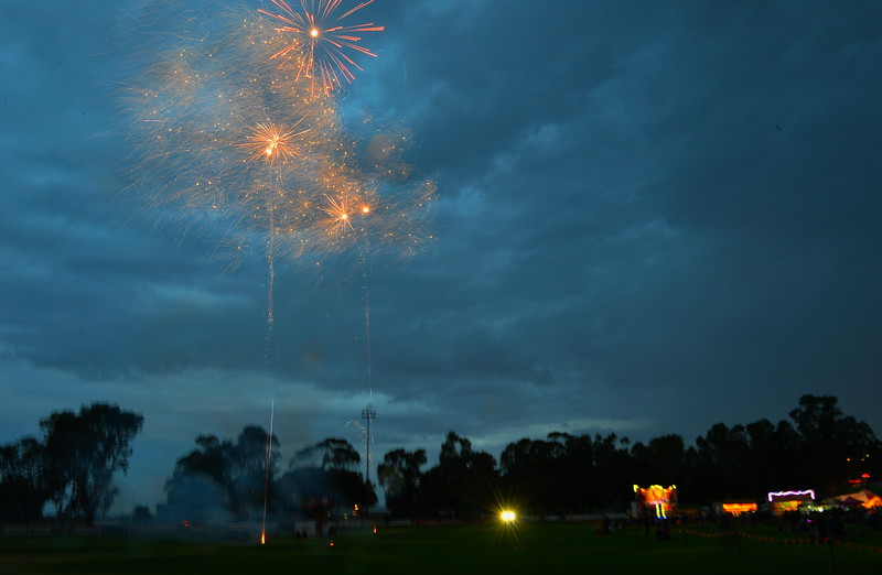 2019 Waikerie Australia Day Display