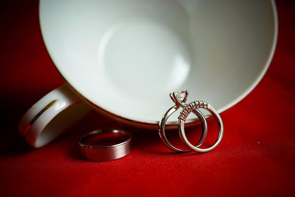 Details: Rings, Dress, Flowers, Cake, Etc.