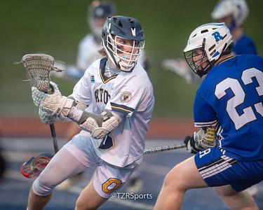 OHS Varsity Lacrosse vs. Rochester 4/16/2019