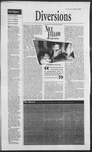 Summer Trojan, Vol. 131, No. 3, May 28, 1997