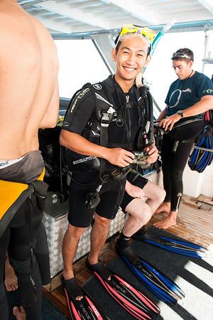 Barrier Reefs with Ocean Freedom - 7/2015