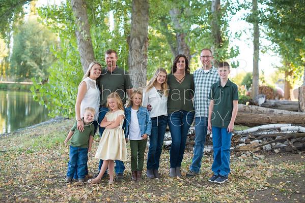 Bledsoe Family Session - {Oct. 2018}