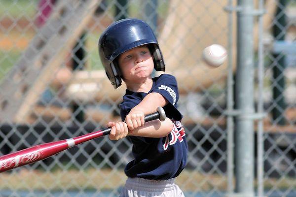Little League Fall 2005 Braves