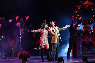 Donny & Marie Opening Night