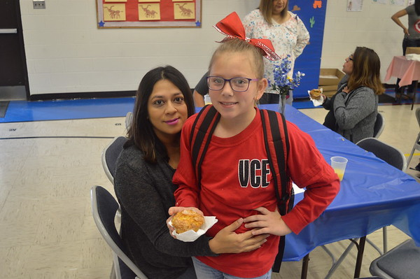 Muffins with Mom 2017