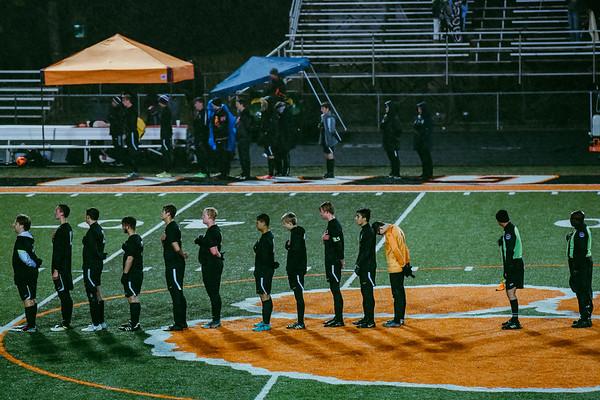 Boys Senior Night Soccer Oct 2019