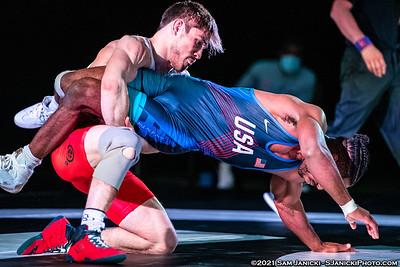 65kg - McKenna def Garrett - FloWrestling Adeline Vs Tamyra Event - 1-9-21