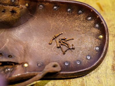 Sandal repairs