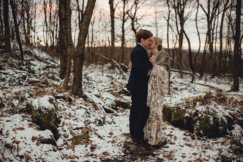 Requiem Images - Luxury Boho Winter Mountain Intimate Wedding - Seven Springs - Laurel Highlands - Blake Holly -1350.jpg