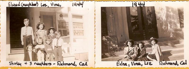 Us girls in Richmond, CA 1944.jpg