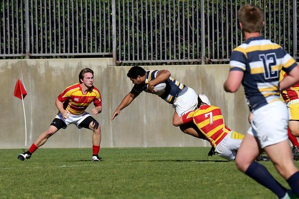 USC vs Cal March 2017