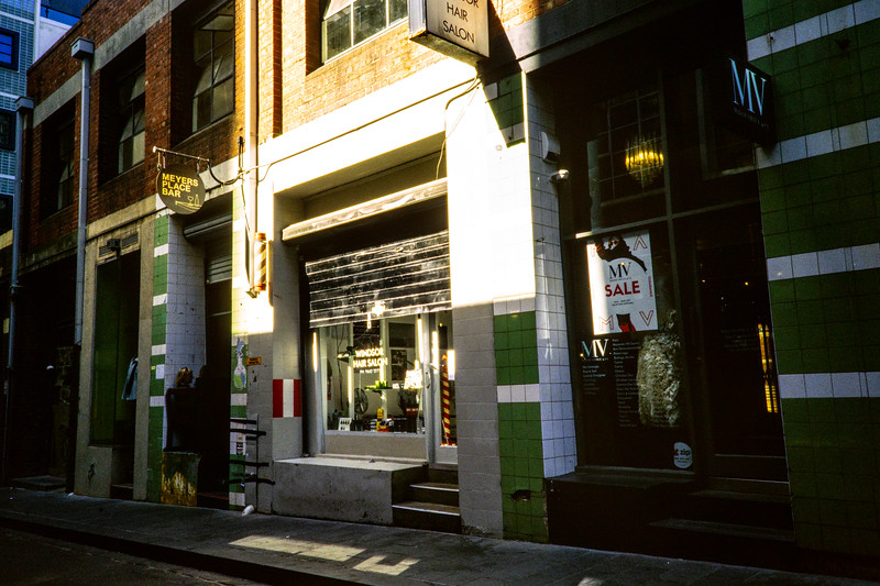 Crossley Street