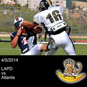 2014-04-05 LAPD vs Atlanta