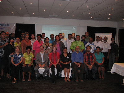 ACP Project - WS Fiji
