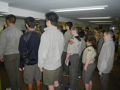 Troop Meeting - Oct 14