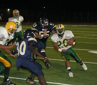 08 Freshman vs West