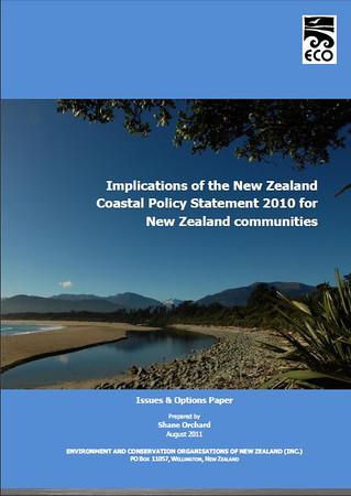 NZ Coastal Policy