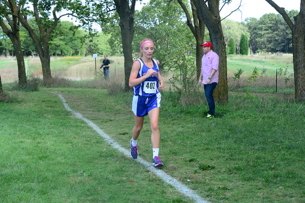 Cross Country - Waverly Invite
