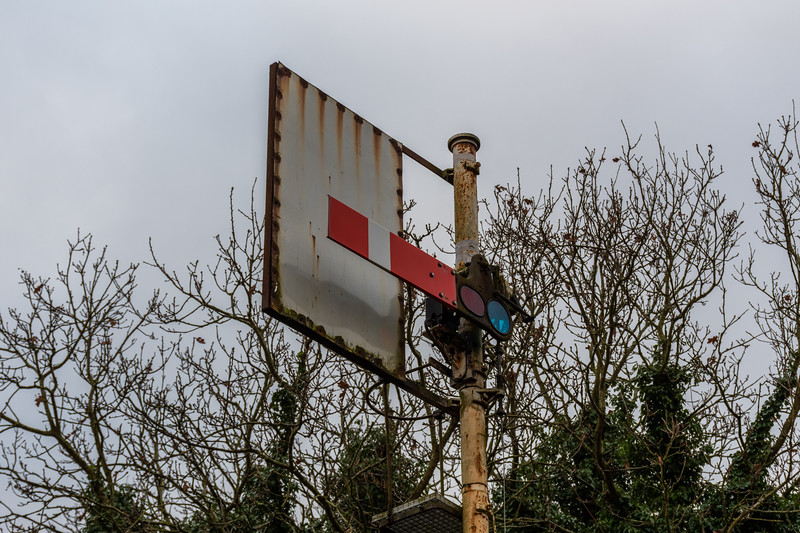 Somerleyton - Down Starting Signal