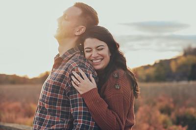 Bethany & Matt - Engagement Session