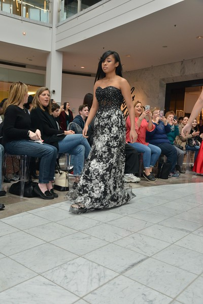 Lord & Taylor Prom Fashion Show  Runway  Images
