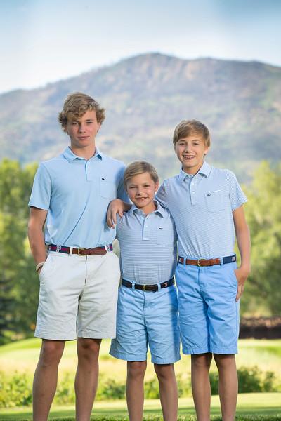 Crosby Family